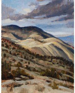 Greg Newbold - Cowhorn Valley Ridge