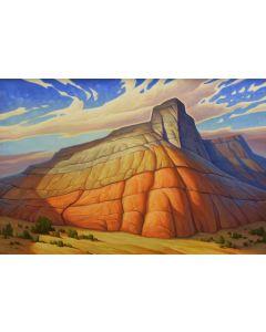x SOLD Greg Newbold - Desert Sentinel