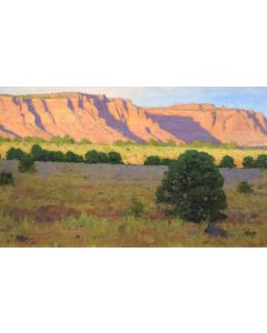Ralph Oberg - Sunset from Torrey Utah