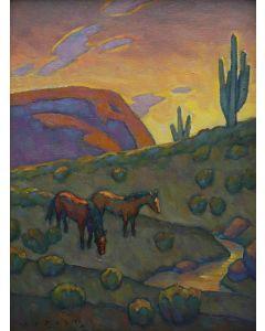 Howard Post - Desert Water (PLV91607-0820-001)