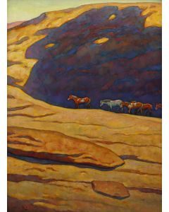 Howard Post - Mustang Trail (PLV91607-1020-001)