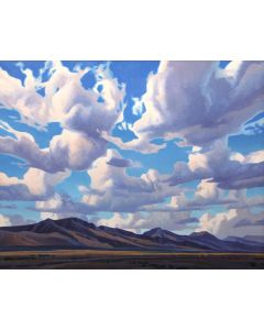 Ed Mell - Rolling Shadows