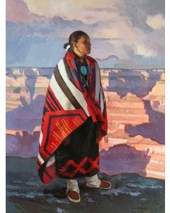 Ray Roberts - Canyon Inspiration (PLV91804-0121-001)