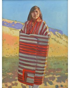 Ray Roberts - Chiefs Blanket