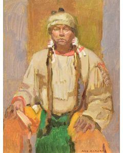 Ray Roberts - Apache