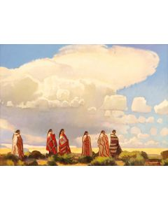 Ray Roberts - Procession