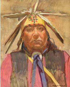 Ray Roberts - Apache Medicine Man