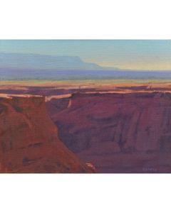 Glenn Renell - Mountain Mesa Canyon
