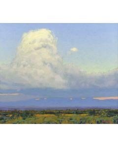 Glenn Renell - Monsoon, Chiricahua Mountains