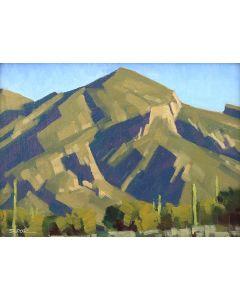 Stephen C. Datz - Morning Light on Pusch Ridge (PLV91863A-0821-002)