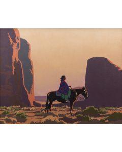 Billy Schenck - Navajo Study