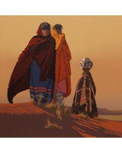 Billy Schenck - Acoma Women (PLV91903-0520-001)