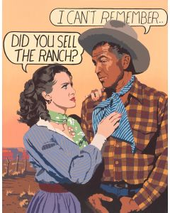 x SOLD Billy Schenck - Did You Sell the Ranch?