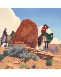 Billy Schenck - Sandstone and Slate (PLV91903-1220-008)