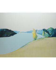 Gregory Kondos - American River (PLV91924-0220-002)