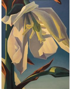 Ed Mell - Yucca in Bloom