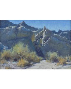 Matt Smith - Mojave Cliffs