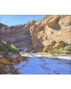 Matt Smith - Little Valley Canyon