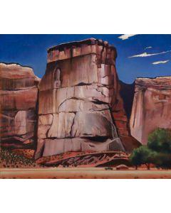 Gary Ernest Smith - Desert Dweller (PLV91989B-0920-002)