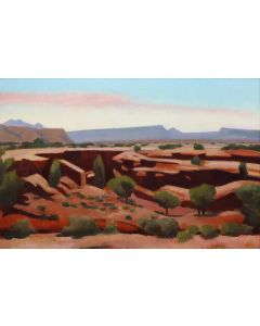 Gary Ernest Smith - Desert Wash (PLV91989B-0920-003)