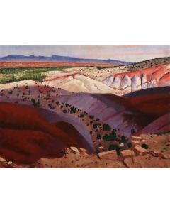 Gary Ernest Smith - Painted Desert (PLV91989B-0920-005)