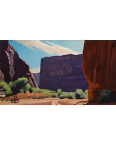 Gary Earnest Smith - Canyon Monuments