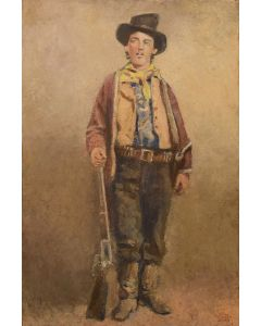 Gary Ernest Smith - Billy the Kid