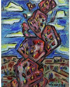 James Woodside - Prickly Pear Spring (Eternal) (PLV92383-0421-001)