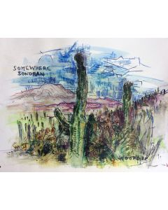James Woodside - Somewhere Sonoran (PLV92383-0717-002)