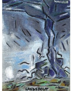 James Woodside – Landspout (in Tucson, Arizona) (PLV92383-0821-007)