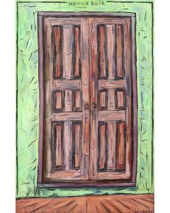 James Woodside – Mexico Door (PLV92383-0821-014)