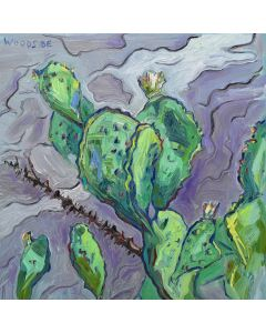 James Woodside - Prickly Pear Cactus (Then a Storm Came)
