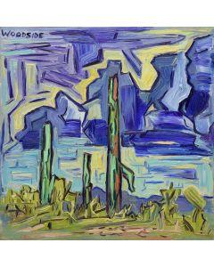 James Woodside - Saguaro Monsoon