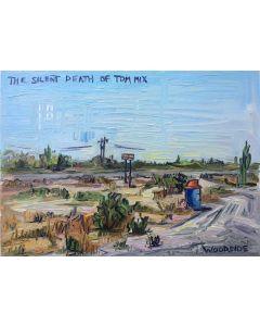 James Woodside - The Silent Death of Tom Mix