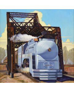 Dennis Ziemienski - The Blue Goose