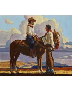 Dennis Ziemienski - Cowboy's Valentine