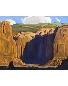 Dennis Ziemienski - Canyon Hogan