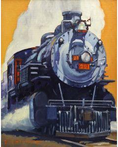 Dennis Ziemienski - Grand Canyon Express (PLV92603-1220-001)