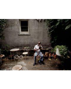 Nathan Benn - Preston Jackson, French Quarter, New Orleans, 1977