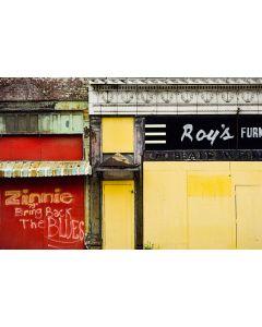Nathan Benn - Roy's on Beale Street, 1983