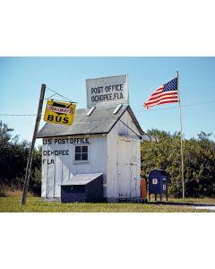 Nathan Benn - Rural Delivery, Ochopee, Florida 1981