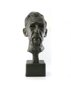 Elbert Heaton Porter (1917-1999) - Bust of Maynard Dixon