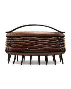 Terry Evans - Macadamia Centipede Box (SC90593-0320-010)