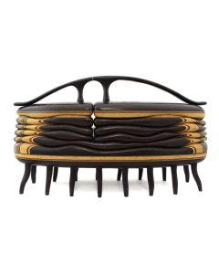 Terry Evans - Wenge Centipede Box (SC90593-1219-009)