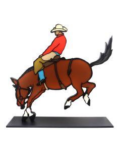 Logan Maxwell Hagege - Raised in the Saddle