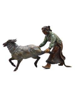 Susan Kliewer - Shearing Time