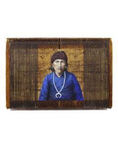 Victoria Roberts - Slender Maker: Navajo Silversmith