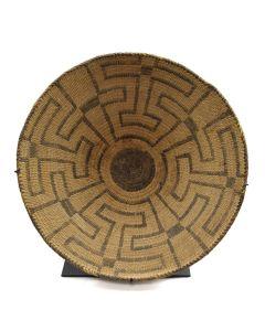 """Pima Basket c. 1890-1900s, 4.75"""" x 13.75"""""""