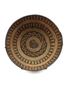 "Apache Basket c. 1900s, 3"" x 10.25"" (SK2939)"