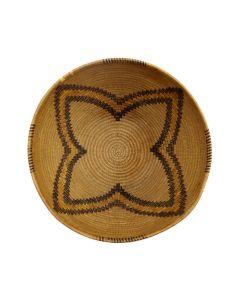 """Panamint Basket c. 1900-20s, 4.5"""" x 8.5"""" (SK90357B-0321-001)"""